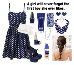 """""""First Date Outfit"""" by guardgirl22 on Polyvore"""