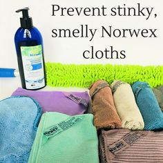Are you making mistakes with your Norwex microfiber that lead to stinky, smelly cloths? Find out how to prevent problems and properly care for your microfiber at...howtonorwex.com
