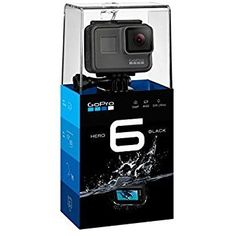 GoPro HERO6 Black Camera d'action #goprocamera
