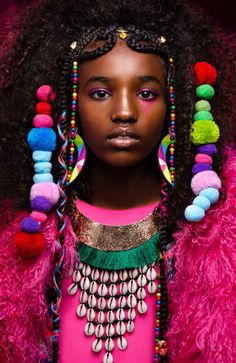 AfroArt Series Black Girl Hairstyles For Kids AfroArt Series Natural Hairstyles For Kids, Black Girls Hairstyles, Afro Hairstyles, Natural Hair Styles, School Hairstyles, Updo Hairstyle, Wedding Hairstyles, Art Afro, Dolly Fashion