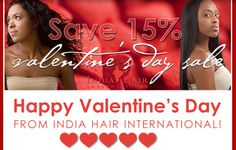 Let us help you find the most #perfect look, just in time for Valentine's Day! Receive 15% off your order with the promotion code VAL2014 when checking out!  #hair #hairextensions #virginhair #remyhair #indiahair #indianhairextensions #extensions #humanhair #valentinesday #sale #promotion #hairsale #hairpromotion #wavyhair #curlyhair #straighthair #shorthair #longhair