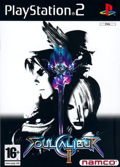 SoulCalibur II Game for the Sony Playstation 2 Buy Now from Fully Retro! Playstation 2, Soul Calibur 2, Juegos Ps2, Sega Mega Drive, The Dark Crystal, Retro Video Games, Old Games, Games To Play, Old Things