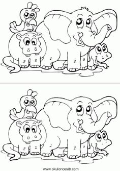 Free find the difference worksheets printables. Halloween Crafts For Toddlers, Toddler Crafts, Crafts For Kids, Preschool Learning Activities, Preschool Kindergarten, Nursery Worksheets, Preschool Painting, Hidden Pictures, Hidden Objects