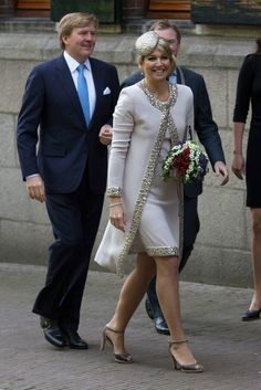 King Willem-Alexander and Queen Maxima visit the province of Groningen during their tour through the Netherlands as new King and Queen
