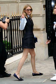 f309ee9f581aa Olivia Palermo Outfit, Olivia Palermo Lookbook, Olivia Palermo Style, Haute  Couture Fashion,
