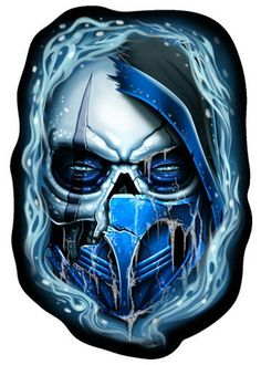 Mortal Kombat - Gamer Over 2 Temporary Tattoo Video Game Ratings, Video Game Movies, Video Game Characters, Video Games, Scorpion Mortal Kombat, Mortal Kombat Art, Sub Zero, Dark Art Drawings, Tattoo Drawings