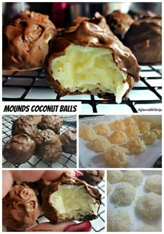 Mounds Coconut Copycat Chocolate Balls! – My Incredible Recipes