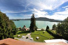 hidepics Carinthia, Villa, Golf Courses, Boathouse, Caribbean, Vacation, Fork, Villas