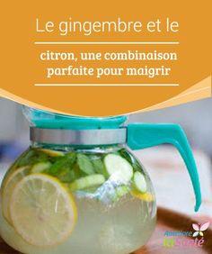 Le gingembre et le citron, une combinaison parfaite pour #maigrir Si nous voulons profiter des #effets du #gingembre et du #citron, nous devons les accompagner d'une alimentation équilibrée. Nous devons également pratiquer un #exercice physique régulièrement et boire deux litres d'eau par jour.