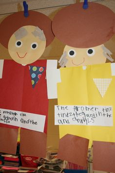 Mrs Lee's Kindergarten - themes, bloggers she follow