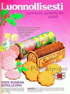 Pupuleipomo: Kaupoista kadonneet herkut Dog Food Recipes, Snack Recipes, Snacks, Good Old Times, Nostalgia, Chips, Childhood, Retro, Sweet