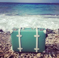 La valise The Correspondent de Steamline Luggage
