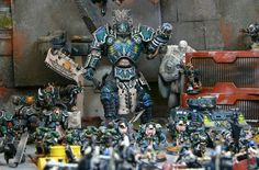 Into the lions cave - an Alpha Legion Project - Page 2