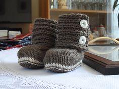 EMorrigan's Baby Booties