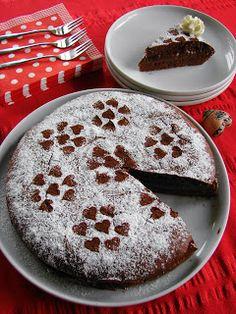 Nutellás csokoládétorta