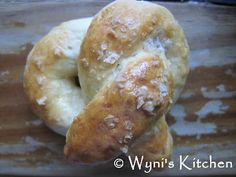 The best soft pretzel recipe ever...no yeast!!
