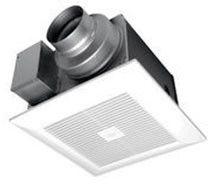 Panasonic Whisper Green Select Pick-A-Flow Fan - 110/130/150 CFM - w/ Plug & Play Capability