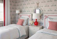 guest room | Liz Carroll Interiors