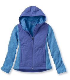 d01e07f4970 Girls  Double Play Jacket  Jackets and Parkas