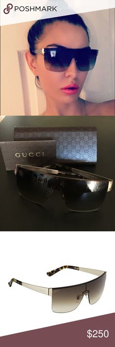 GUCCI sunglasses GUCCI GG4265S 4265S LIGHT GOLD/BROWN GRADIENT NIGDB SunglaSSeS 4265 Brand new, never been worn, comes with original sunglass case and certificate of authenticity. Gucci Accessories Sunglasses