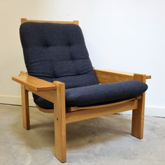 Lounge chair by Yngve Ekström for Swedese, 1960s
