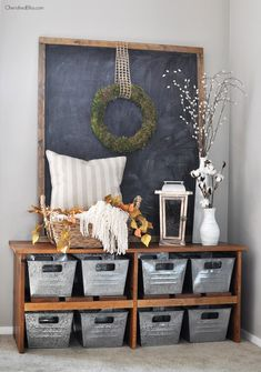 Home Design Ideas: Fall Home Tour 2015 - Cherished Bliss