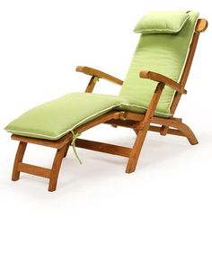wood outdoor chaise lounge chairs