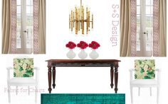 sadie + stella: A Collected Dining Room