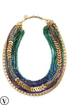 Chain Utopia Statement Necklace & Versatile Jewelry