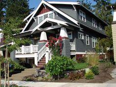 Craftsman Exterior Colors | Sphere Trending: Architecture & Craftsman Style - Portland