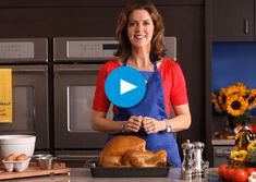 How To Roast a Turkey.  Visit the Butterball.com website for more handy tips.  In an emergency, call the hotline 800-288-8372.