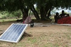 In Kenya, schools lead renewable energy surge in remote areas. The government has passed a policy that aims to provide 60 percent of rural communities' energy needs from renewable sources