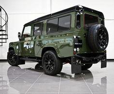 Envy Green LS3 Urban Truck Ultimate RS ... #antiurban #defender #defender90…