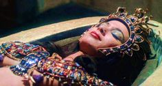 Blood From the Mummy's Tomb Valerie Leon, Hammer Films, My Childhood, Blood, Teen