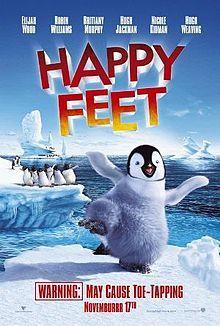 Happy Feet... Super Cute :-D