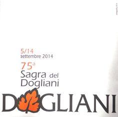 75a SAGRA DEL DOGLIANI http://cascinamartina.wordpress.com/2014/09/04/75a-sagra-del-dogliani-6-14-settembre-2014/