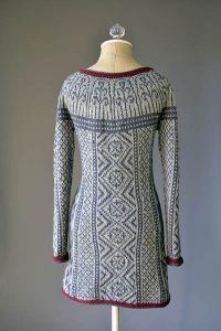 Three Colors Sweater Pattern