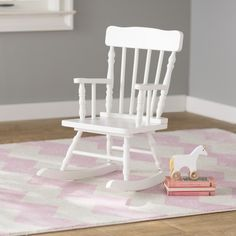 You can buy discount Winter Victoria Kids Rocking Chair by Viv + Rae Wooden Rocking Chairs, Childrens Rocking Chairs, Kid Table, Table And Chair Sets, Kids Lounge Chair, Victoria Kids, Kids Playroom Furniture, Play Kitchen Sets, Kids Stool