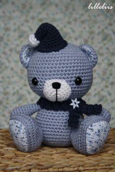 Free Amigurumi Crochet Hat Patterns : Crochet Little Bigfoot Piggy With Video Amigurumi ...