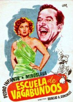 Pedro Infante - Escuela de música (1955) - Cine Mexicano Epoca de Oro