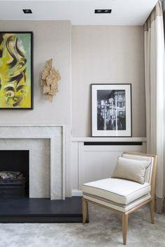 Jean-Louis Deniot: LONDRES - EATON PLACE - DUPLEX   LONDON - EATON PLACE - DUPLEX