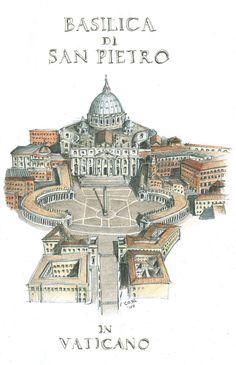 Basilica di San Pietro in Vaticano | Charles O'Brien III