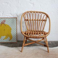 vintage rattan chair for kids - atelierdupetitparc.fr