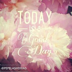 Good Morning beautiful World... Make today a Good Day... #goodmorning #goodday #tuesday #blessingday #love #instagood #quote