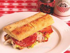 Big Mamma's Italian American Cooking: Italian Grinder