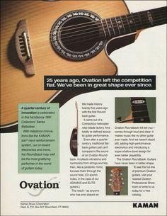 Black Online Discount Acoustic Electric Guitars Ovation Ce44-5 Acoustic-electric Guitar