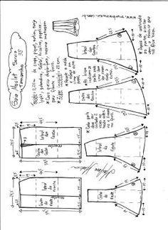 Dress Making Patterns, Skirt Patterns Sewing, Clothing Patterns, Mermaid Skirt Pattern, Gown Pattern, Sewing Hacks, Sewing Tutorials, Sewing Class, Pattern Drafting