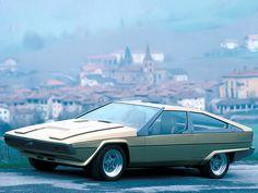 Jaguar Ascot Concept Bertone 1977.