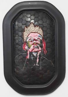 An original work by Hannelie Taute.  For more please visit www.finearts.co.za  #hannelietaute #southafricanart #southafricanartist #art #embroidery South African Artists, Contemporary Art, Embroidery, The Originals, Needlepoint, Modern Art, Contemporary Artwork, Crewel Embroidery, Embroidery Stitches