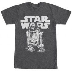 Classic R2D2 T Shirts, Hoodies. Get it now ==► https://www.sunfrog.com/Movies/Classic-R2D2.html?57074 $25